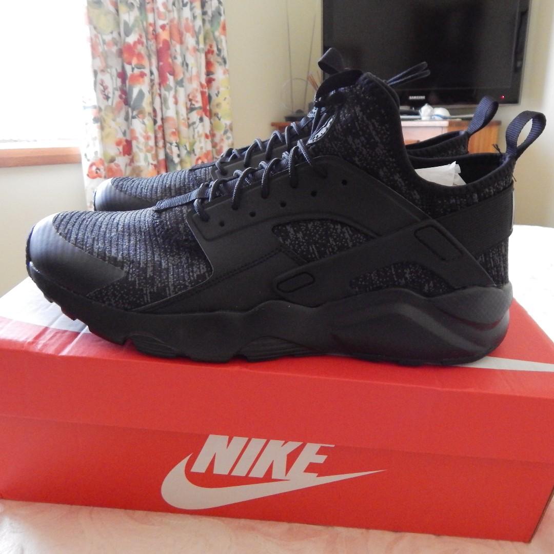 1835edf42995e Nike Air Huarache Run Ultra mens shoes, size 10 US, brand new in box ...