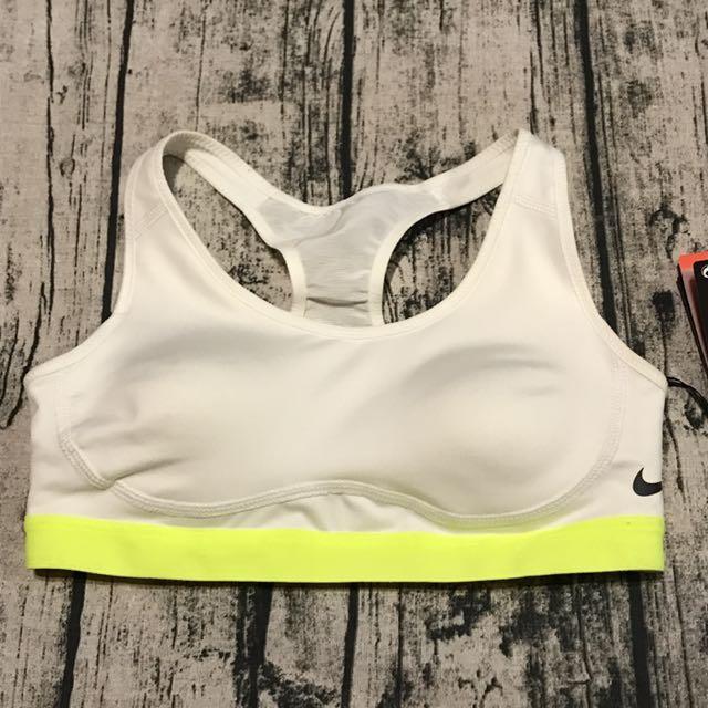 全新正品NIKE 運動內衣,XS號,平量,胸*下圍cm:30,29