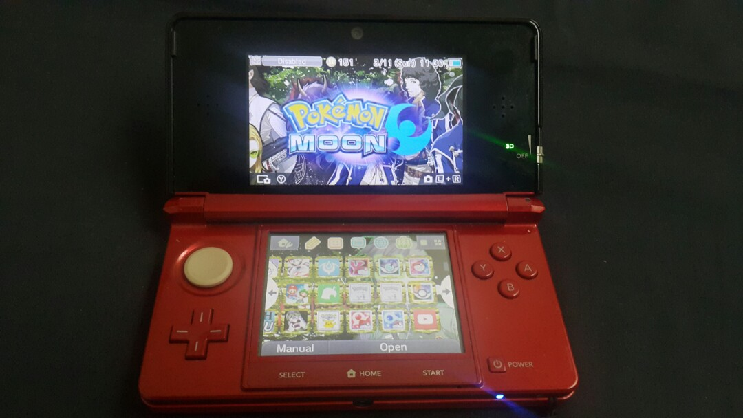 NINTENDO 3DS r4 on Carousell