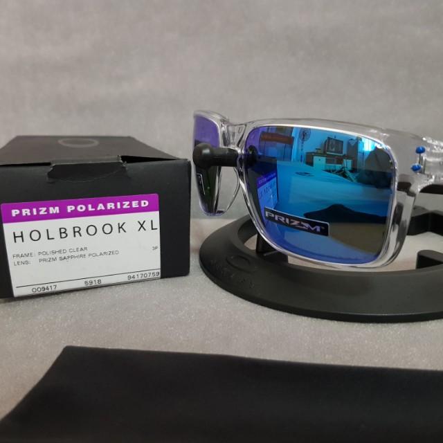 0b7a99981f Oakley holbrook xl prizm sapphire polarized oo9417-0759