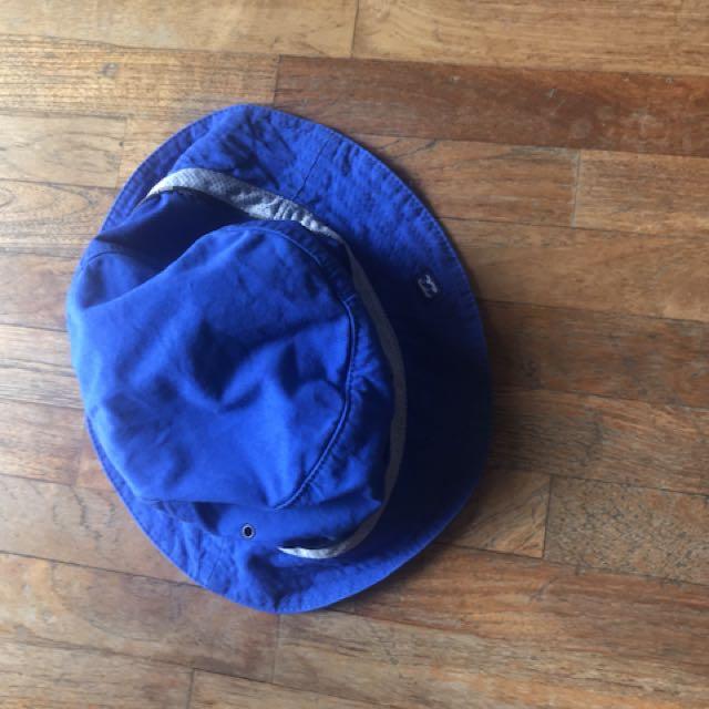 Ocean Pacific blue full rimmed hat
