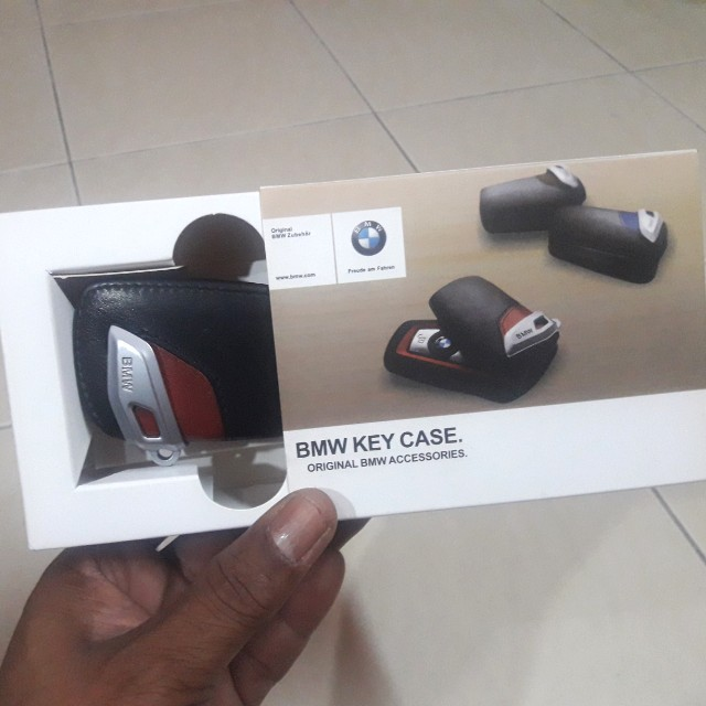 ORIGINAL!!! BMW AUTO BAVARIA Merchandise - Key Case