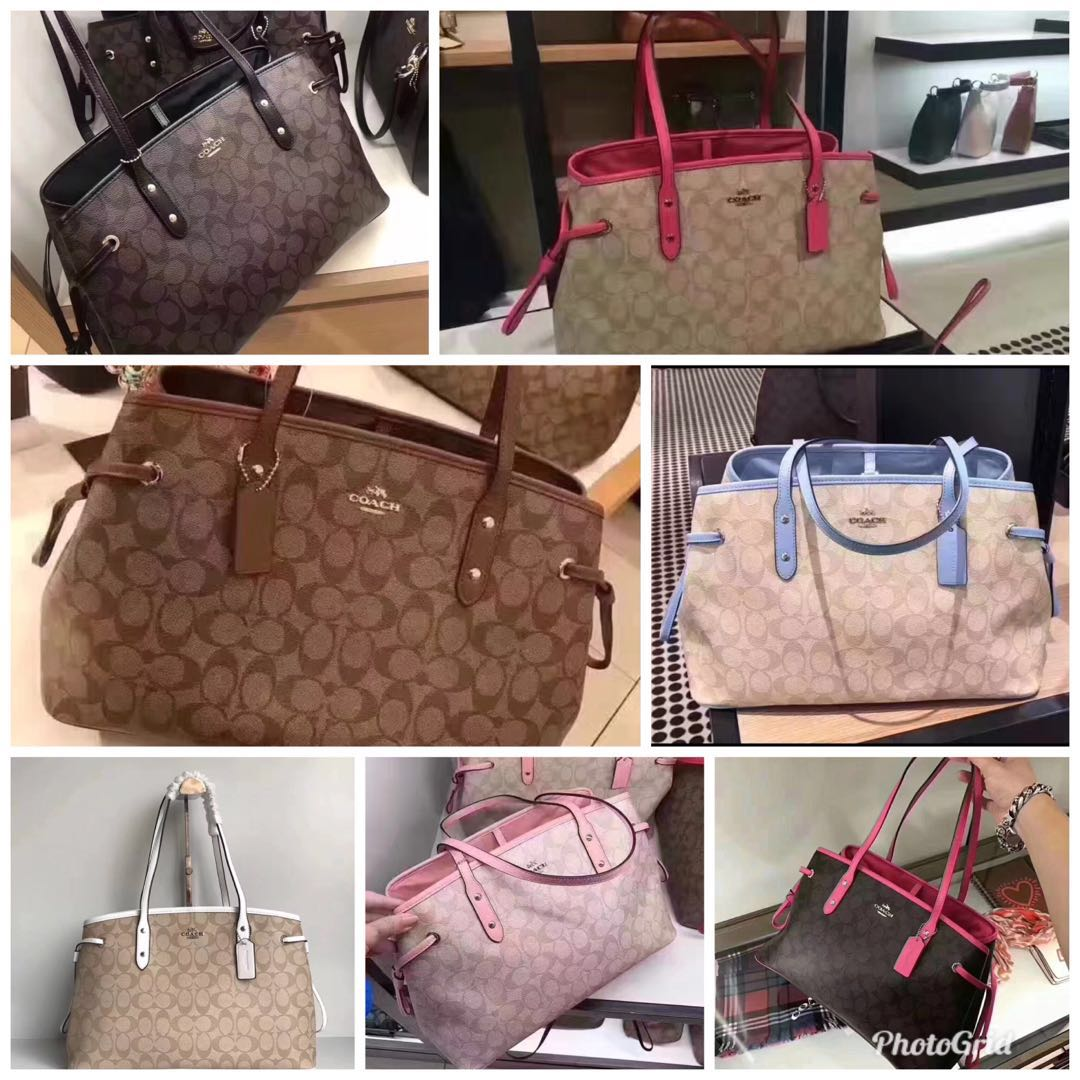 43a797c8616 ... get original coach women handbag shoulder bag classic design womens  fashion bags wallets on carousell fd06a