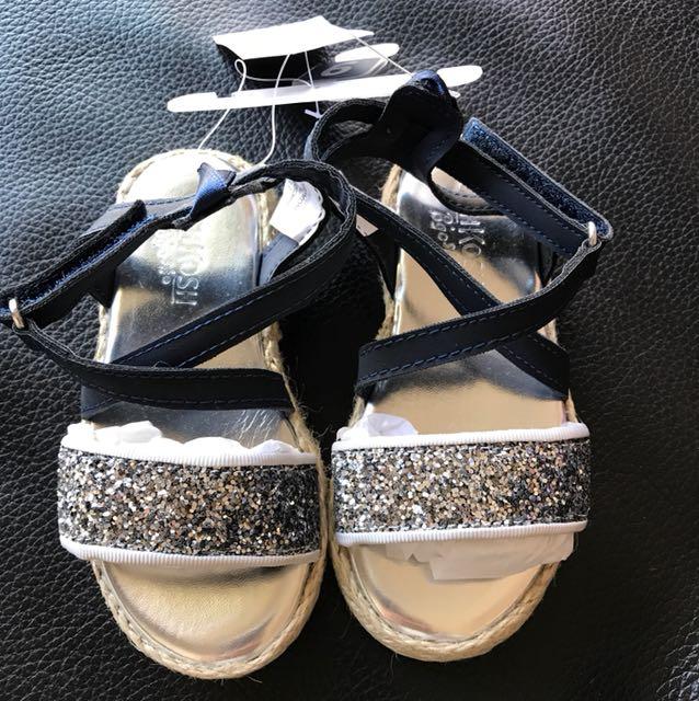 Oshkosh女寶涼鞋 寶石涼鞋 13號含運