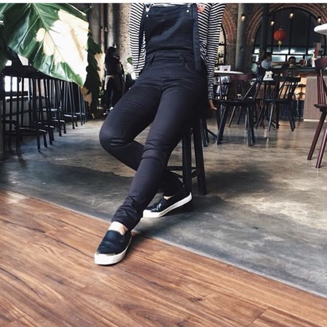 Overall black