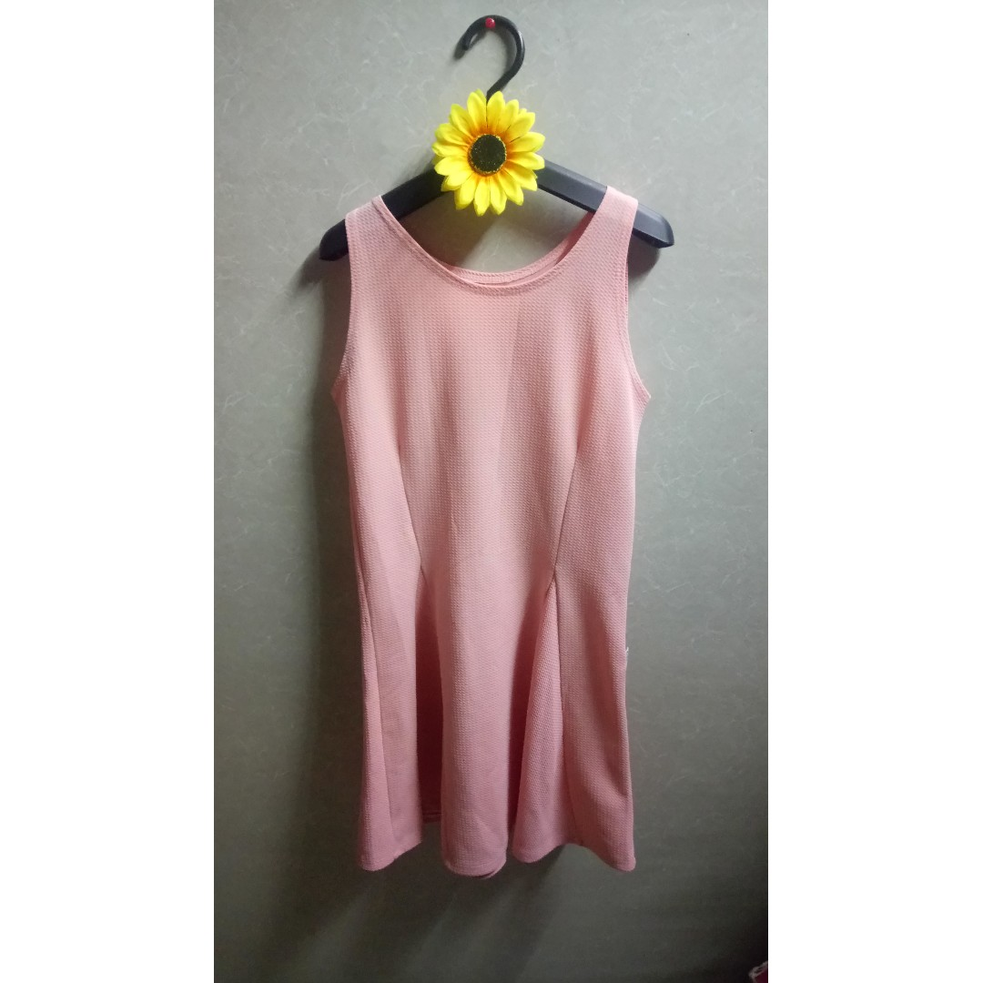Peach ❤️ dress