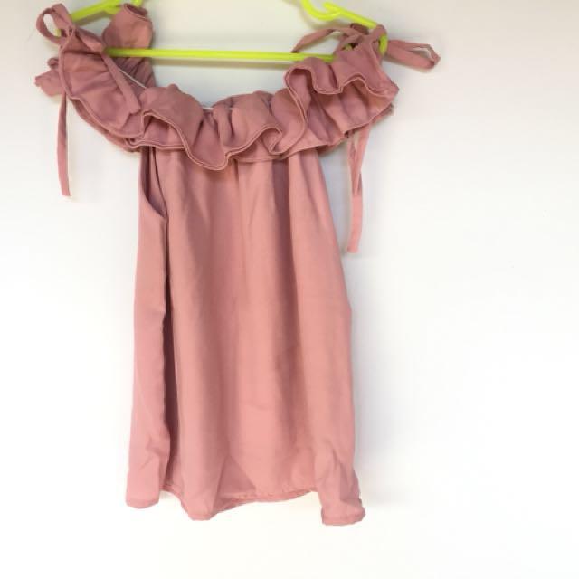 Pink Nude Sabrina