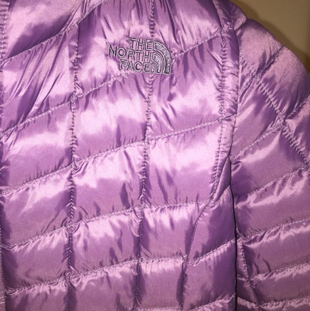 PLUM NORTHFACE JACKET