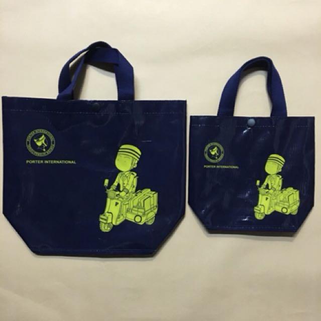 Porter購物提袋XS/S