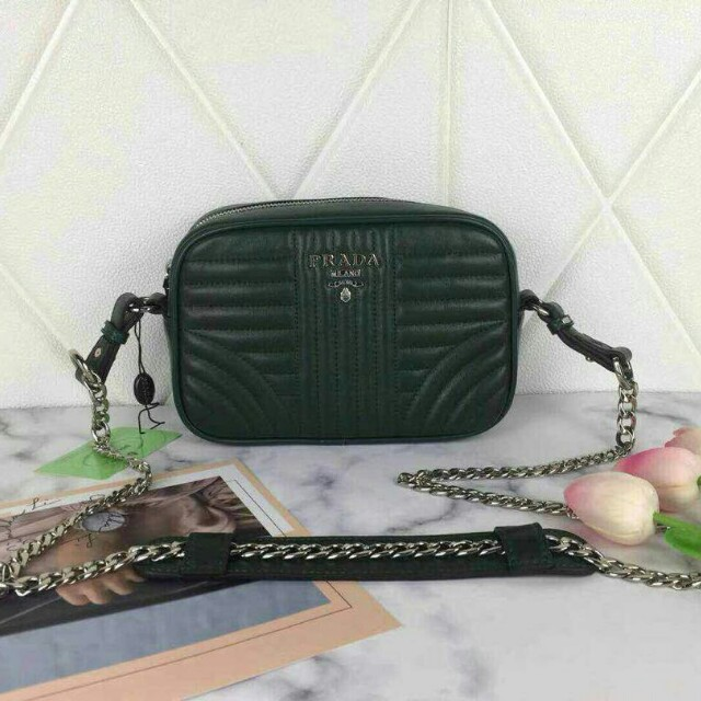 72b3f95d4c4b Pre-order: Prada Sling Bag 1:1 Mirror Image, Women's Fashion, Bags &  Wallets on Carousell