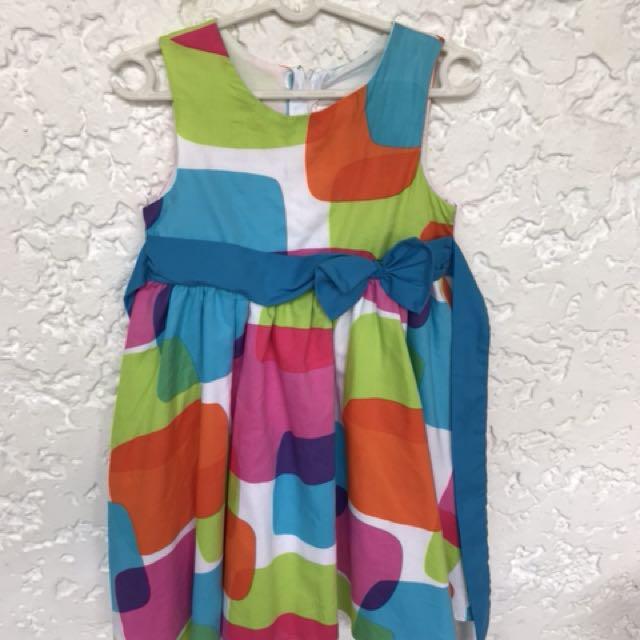 Rare Editions Kids Dress