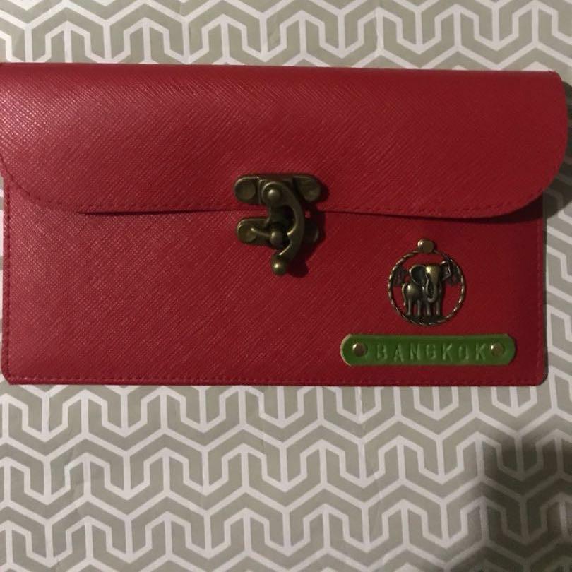 💝Sale Souvenir Bangkok Fancy Wallet