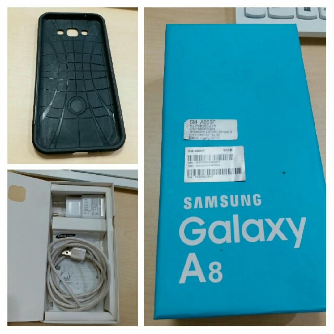 Samsung Galaxy A8 Duos Murmer