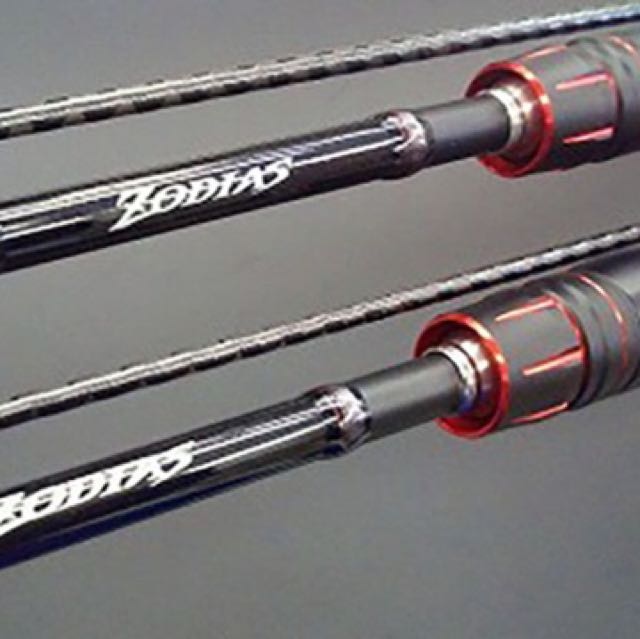 69c7f347104 Shimano Zodias Spinning rod - 2pcs, Sports, Sports & Games Equipment on  Carousell