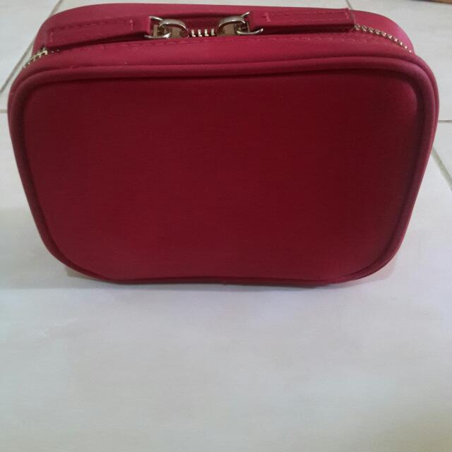 SK II pouch + Tool Brush
