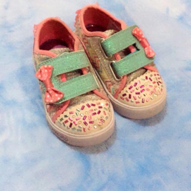 Skechers sprinkle Toes
