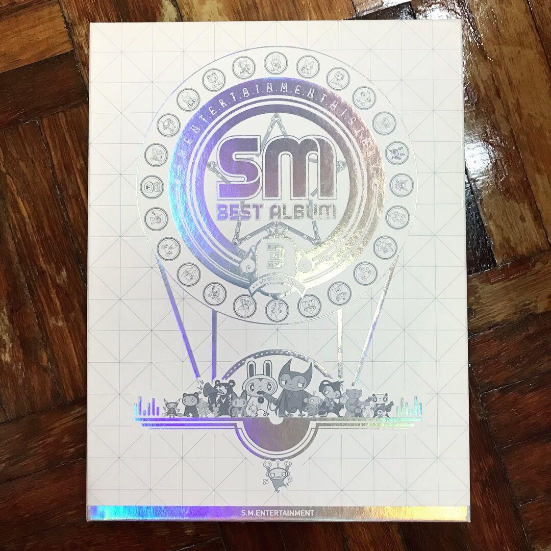 SM Best Album 3 (6 CD)