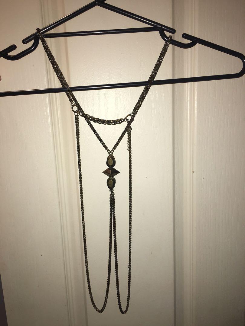 Sportsgirl Body Chain