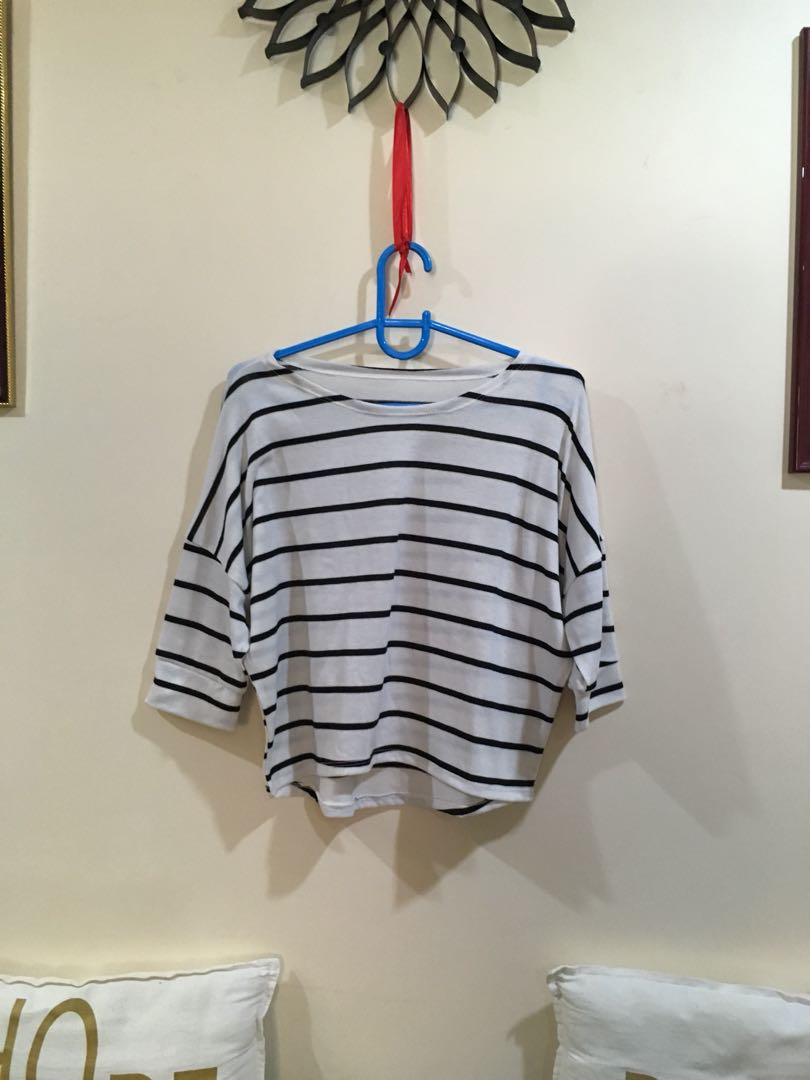 Stripes blouse