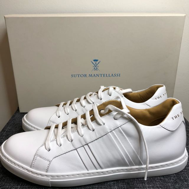 Sutor Mantellasi x The Sartorialist Sneakers