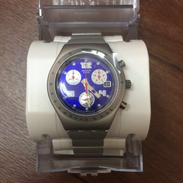 Swatch 鋁合金手錶