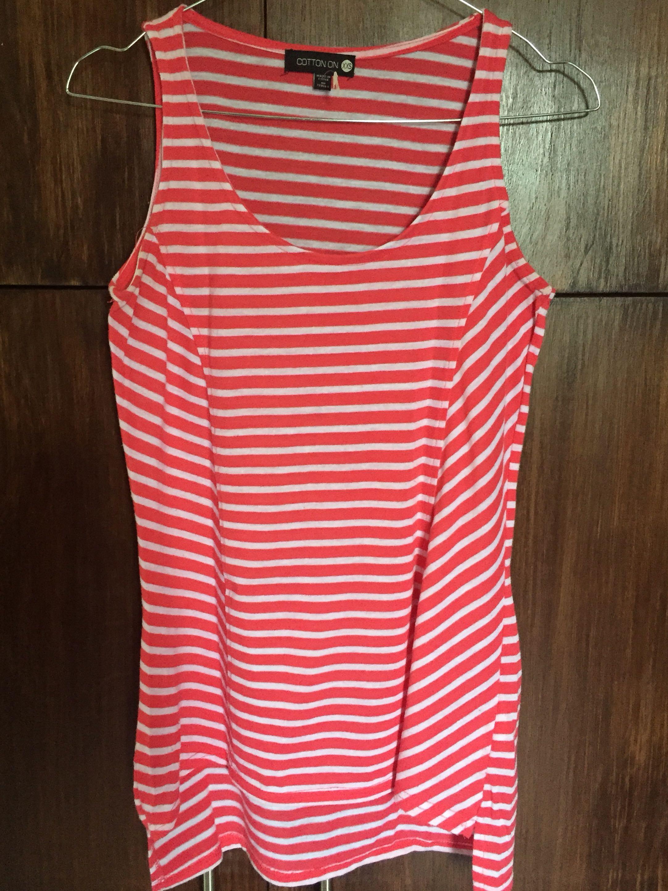 Tank Top Stripes
