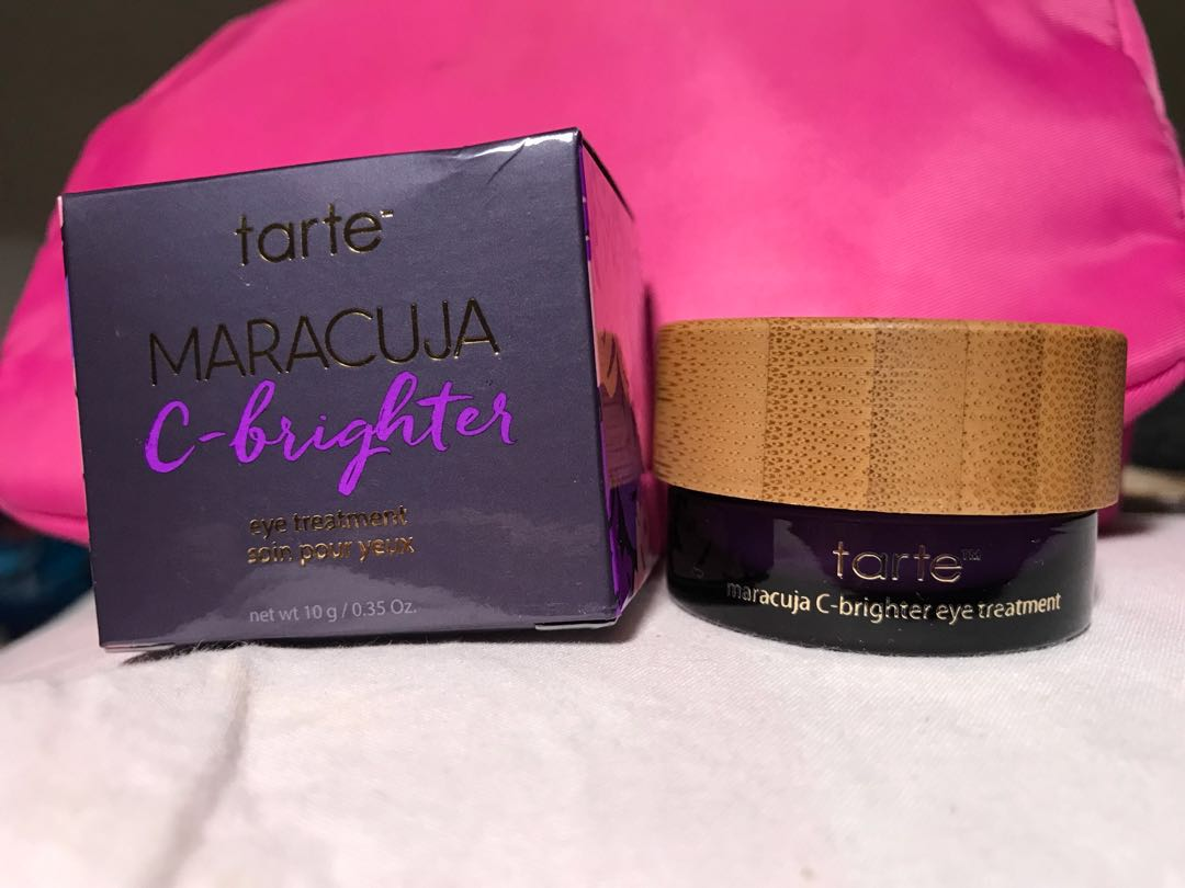 Tarte Maracuja c brighter - eye cream