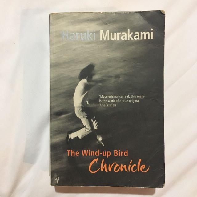 The Wind Up Bird Chronicle - Haruki Murakami