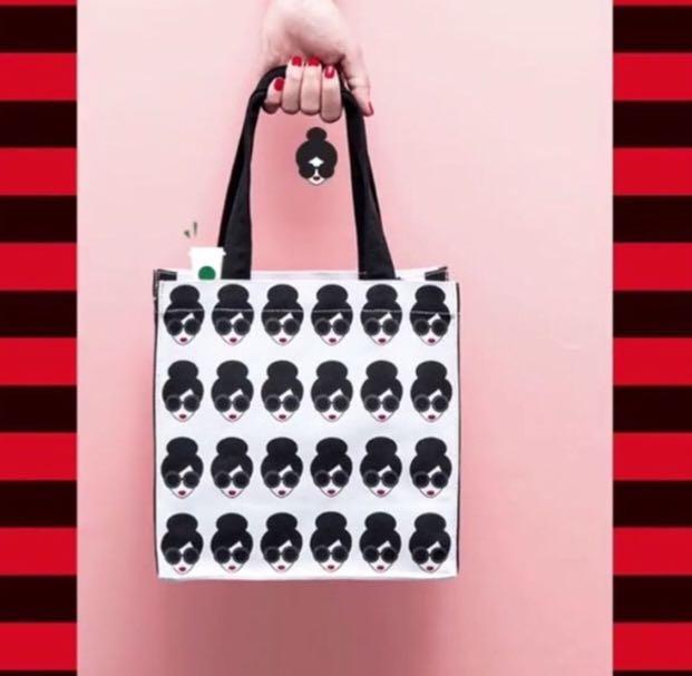 Totte Bag Alice and Olivia Starbucks