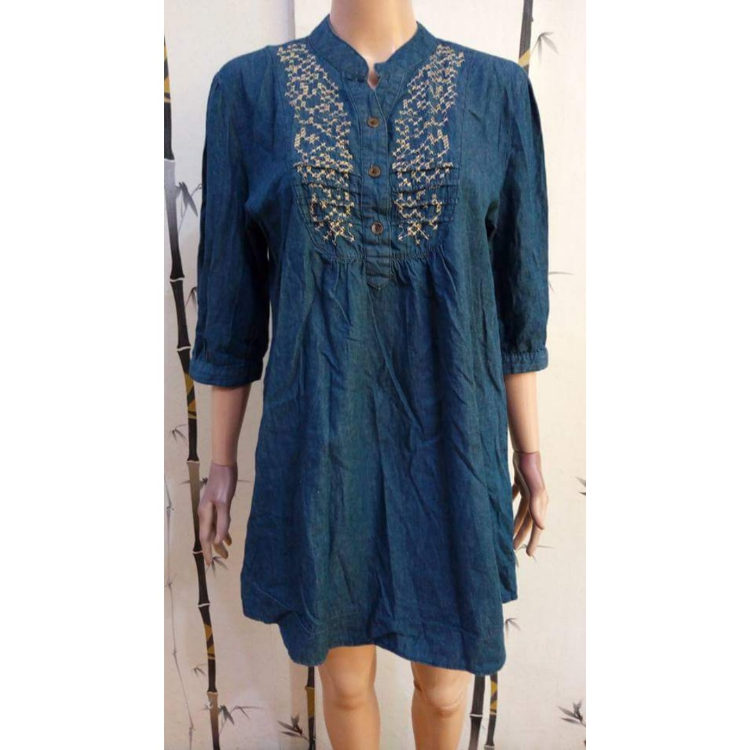 Tunik denim by beldusa