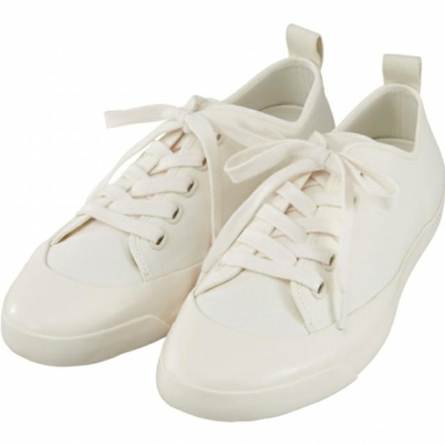 UNIQLO U 帆布鞋 白