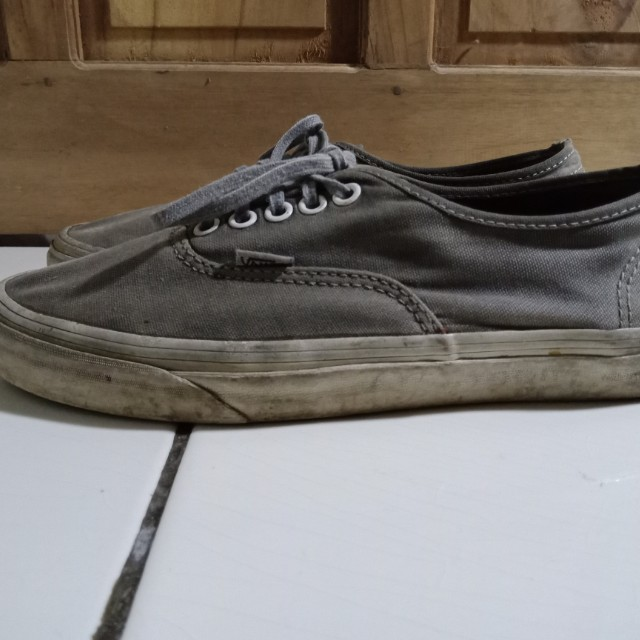 9b5273bf78 VANS AUTHENTIC CA OVERWASHED