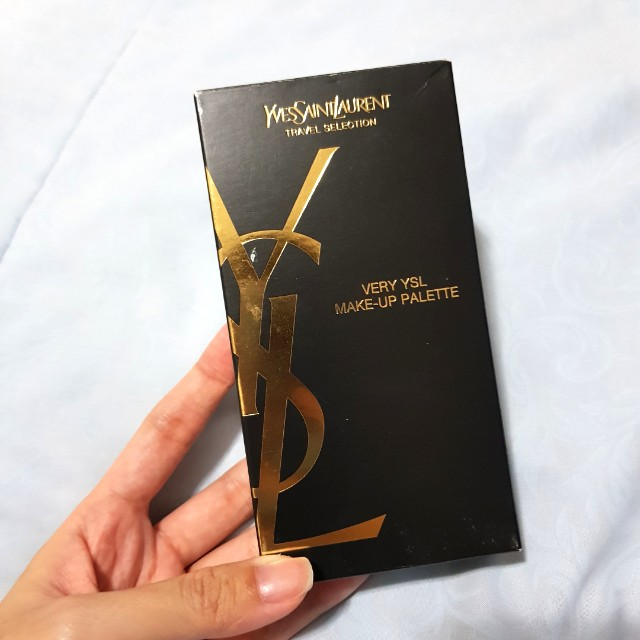 Very YSL Make Up Palette