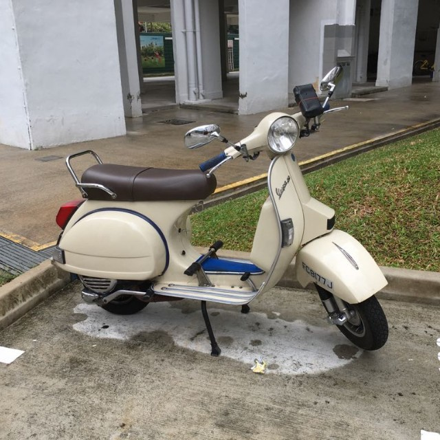 Vespa PX 150, Motorbikes, Motorbikes for Sale, Class 2B on