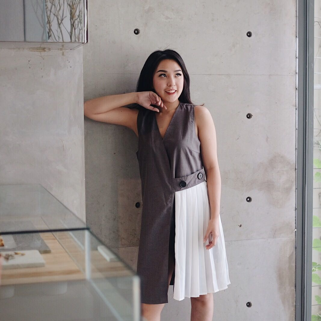 Vest / dress