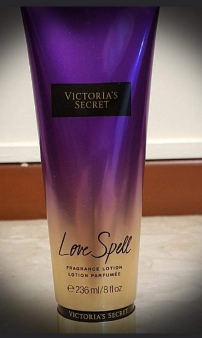 2a4853cc6f Victoria Secret Love Spell Fragrance Lotion Parfumee