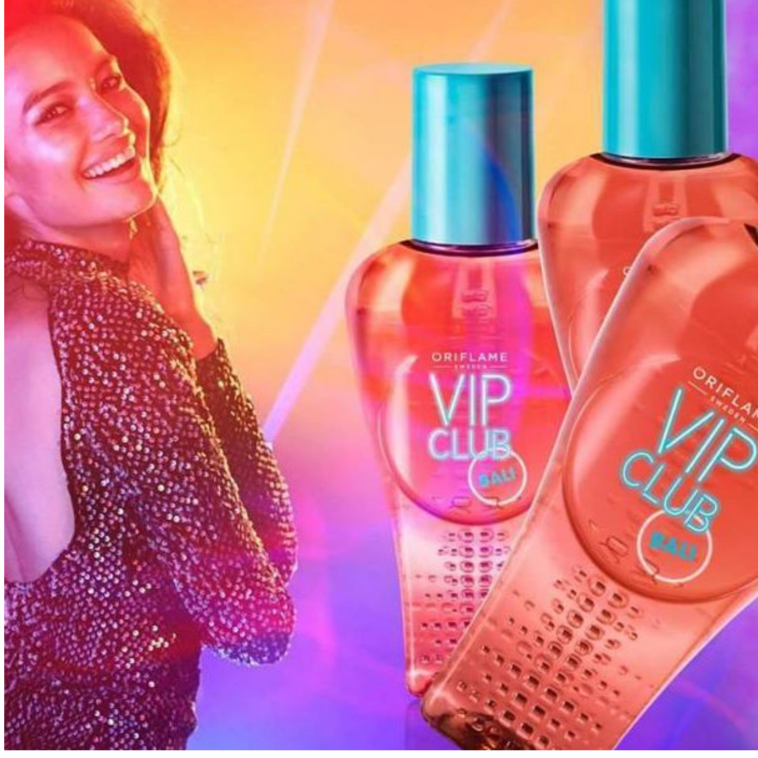 Body Mist By Oriflame Health Beauty Perfumes Nail Care Vip Club Bali Others On Carousell