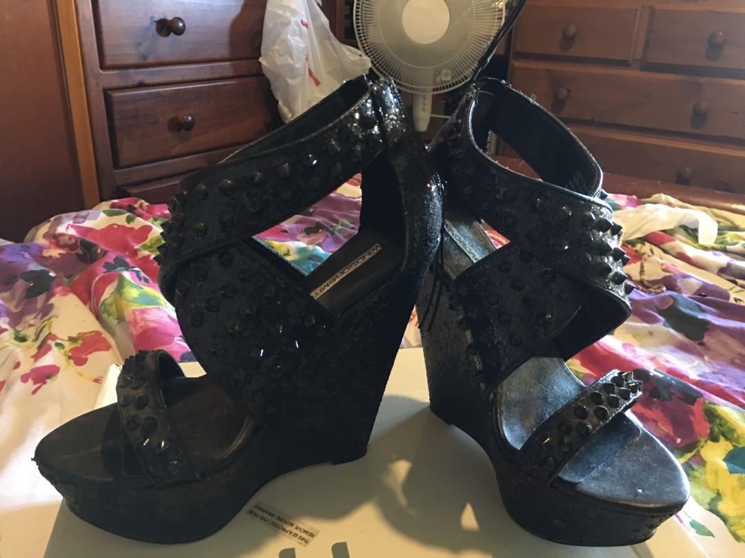 Windsor smith studded heels