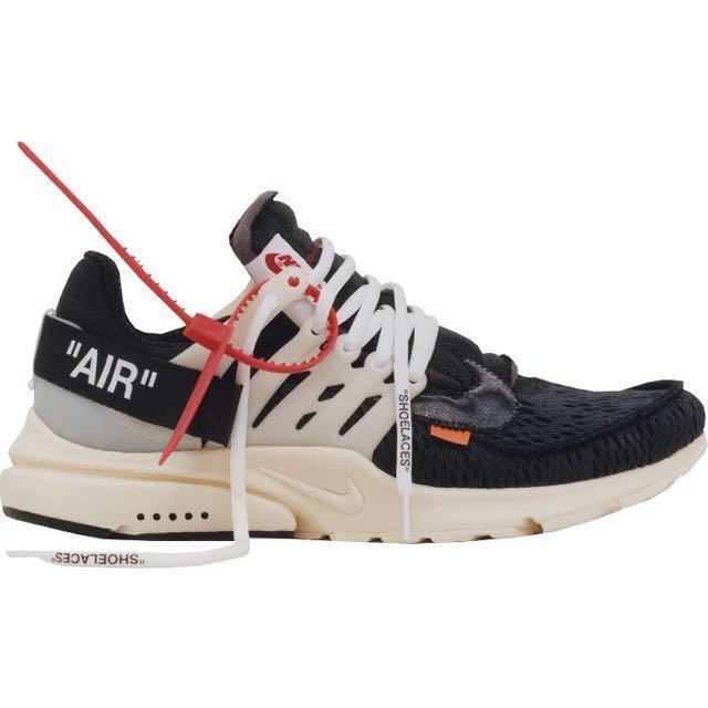 e93f67771768b Wtb Nike Off White Presto