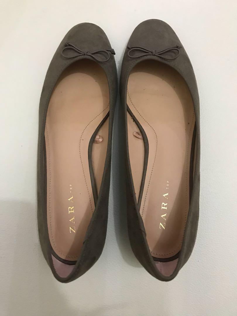 66555771778 Zara Ballet Flats