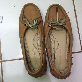 Fila leather shoes