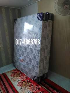 Tilam Murah Queen size 8 Inch Reborn foam 5 Years Warranty