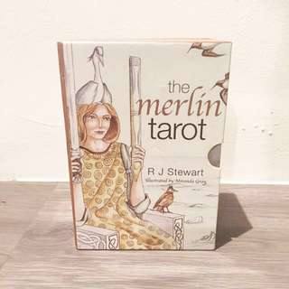 BN Merlin Tarot kit