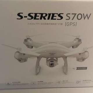 航拍機 S70W 1080p $1350->$640