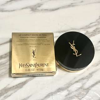 YSL fusion ink compact foundation #B10*全新包郵