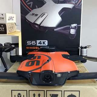 航拍機Wingsland S6 4k Camera
