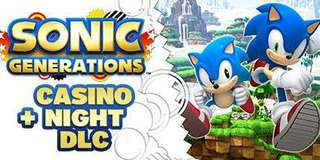 Sonic Generations Collection Steam Code