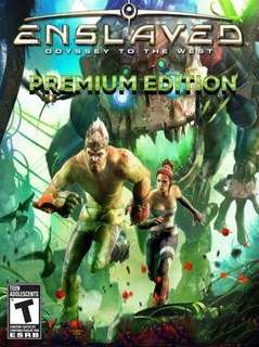 ENSLAVED: Odyssey to the West Premium Edition Steam Code
