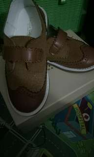 Emilio Valentino Boys smart shoes