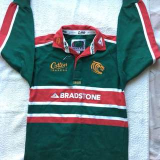 Rugby Shirt size LB long sleeves